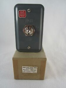 Ge General Electric Blower Motor Control Switch 398x86 Max 3 4 Hp Single Phase