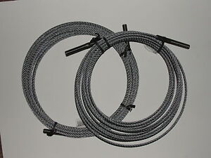 Set Of 2 Rotary Lift Spoa9 Equalizer Cable n33 New