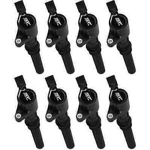 Msd 55128 Set Of 8 Street Fire Ignition Coils For Ford Mustang 4 6l 5 4l 2 valve
