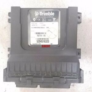 Case Ih Trimble Field Iq Seed Monitoring Module Smm 76774 05