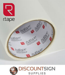Rtape R tape Aplitape Application Transfer Tape Vinyl Plotter Cut 18 X 100yds
