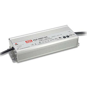 Mean Well Hlg 320h 30a 320w Single Output Switching Led Power Supply