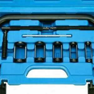 Valve Spring Compressor Pusher Automotive Tool Kit 5 Sizes For Auto Motorcycle