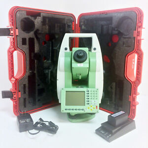 Leica Tcr 1203 R300 Total Station