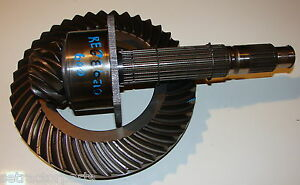 Re68019 John Deere 5410 Differential Ring Gear And Pinion Shaft