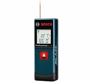 Bosch Blaze Laser Distance Measure Range Meter Distimeter 65ft Measurer Finder