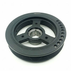 Harmonic Balancer Crank Shaft Pulley For Ford 4 6l V8