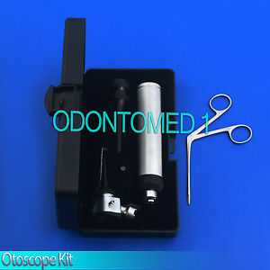 Brand New Veterinary surgical Operating Otoscope Kit