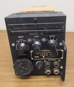 Webster Chicago Electronic Frequency Converter Cv 253 alr