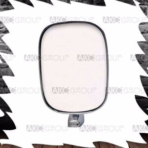 Performance Chrome Reversible Side Mirror Replacement For Universal Car Mirror