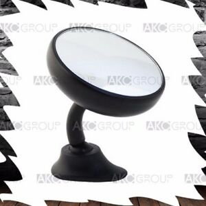 360 Degree 2 5 Rear View Safety Mirror With Swivel Arm Stick On For Universal