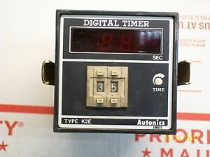 Autonics Digital Timer Type K2e