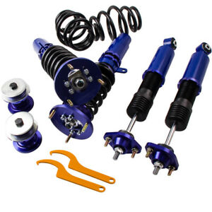 Br Coilovers Coil Struts For Bmw E46 3 Series 320i 323i 323ci 325ci Adj Mount