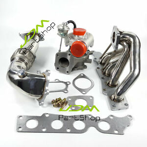 Turbo Manifold New Turbocharger Downpipe Gasket For Mazdaspeed 3 Mazda 2 3l