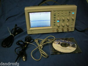 Gao Tek Ps1062c Portable Digital Oscilloscope