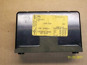 New Buss Power Distribution Block 310a 310 Amp 600v 16423 1