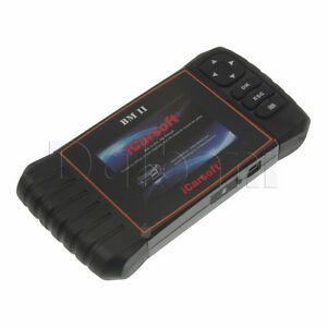 New Icarsoft Bm Ii Obd Ii Pro Car Diagnostic Scanner Tool Srs Abs Bmw Mini