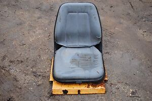 Seat Mounting Plate Case 1840 Skid Steer