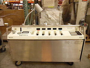 Sarns Inc 5000 Heart lung Machine Pn 13339 For Parts