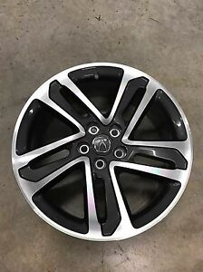 2017 Acura Mdx Advance 20 Oem Wheel 5x120 And Center Cap 42700 tz5 b11