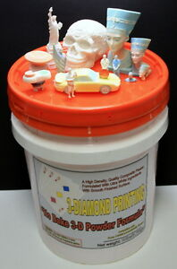 30lbs Of Er 116 Printing Powder Compatible For Z corp And Projet Printers