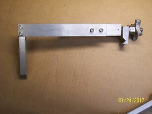 Gullco Weld Welding Part Accessory Guide Clamp Stop