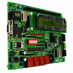 Demo Board Sse8680 mpu Evaluation Demo Board Micro controller Led no Ac Plug
