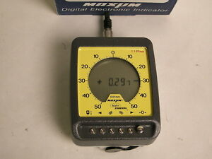 New Mahr Federal Maxum Dei 26121 D Digital Indicator For Machine Shop Inspection