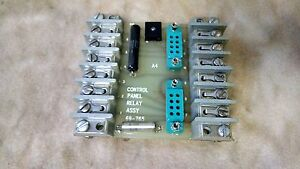 Control Panel Relay Assembly a4 Used In 15kw 30kw 60kw 100kw 200kw