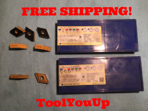 5pcs New Dnma 150612 443 Ac 410 K 150612 Ac 410 Kc850 Inserts Tooling Shop Tools