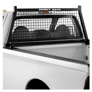 Backrack 10400 Black Steel Safety Rack Headache Rack For Silverado Ram Titan
