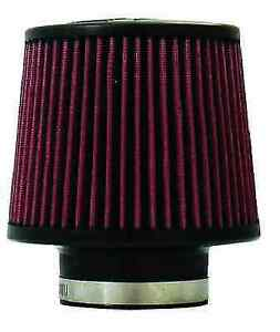 Injen X 1014 br Universal High Performance Air Filter Black 6 base 5 tall 5 top