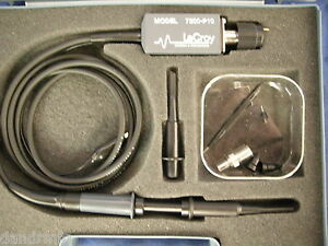 Lecroy 7200 p10 Precision Digital Oscilloscope Probe Electrical Current Testing