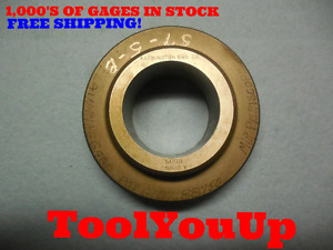 Master 1 9935 Class Y Smooth Plain Bore Ring Gage 2 000 0065 Undersize Tool