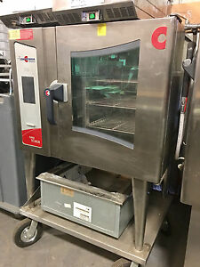 Combi Oven Convotherm Easy Touch Oes6 10 Elect 208 240 Volts 3 Ph
