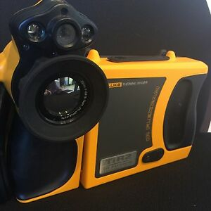 Fluke Tir2 ft Thermal Imaging Camera
