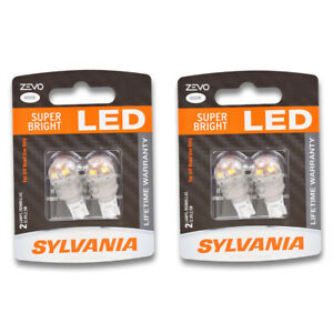 Sylvania Zevo Two 2 Packs 921led Led Bulb Back Up Center High Mount Stop In