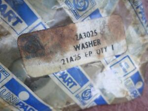 Mg Midget 1275 Transmission Nos Thrust Washer Rare 2a3025