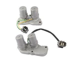 Oem Shift Control Lock Up Solenoids For Honda Accord Prelude At Transmission