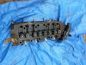 Mg Midget 1275 Engine Cylinder Head 12g1316