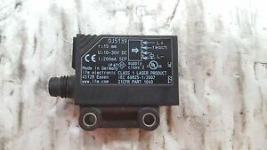 Ifm Oj5139 Photoelectric Sensor