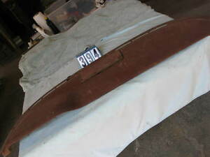1959 Pontiac Dash Top Cover With Radio Grill 394