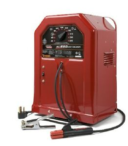 Lincoln Electric Arc Welding Machine Soldering Home Stick Amp Welder Ac Tool
