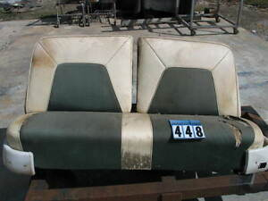 1954 Oldsmobile Split Back Front Seat Fits 2 door And Convertible 448