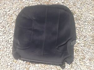 2002 2003 2004 2005 Dodge Ram Driver Upper Seat Upholstery Oe Cloth Black Nto