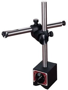 Starrett 659a Heavy duty Magnetic Base Assembly Set With Upright Post