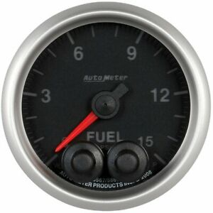 Autometer Fuel Pressure Gauge Gas New 5667