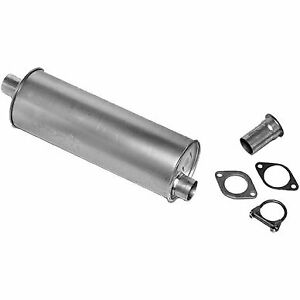 Dynomax Super Turbo Muffler 2 Off In 2 Off Out 17783