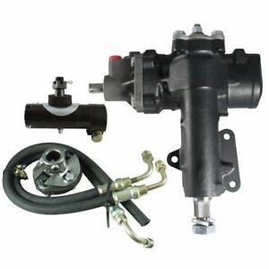 New Borgeson Power Steering Conversion Kit Chevy Chevrolet Corvette 82 999032