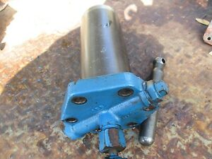 1981 Ford 1710 Farm Tractor Diesel 3 Point Llift Cylinder Free Shipping